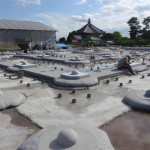 奈良県 興福寺 :礎石の製作