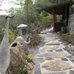 岡山県 裕園その3 全て施主様お一人で10年近くかかって作られたそうです。
