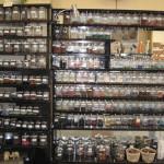 草壁展示場2 天然石は一粒より販売しております。