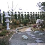 趣向を凝らせた仕掛けがたくさんある、素晴らしい庭を作らせていただきました。