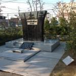 記念碑の制作・施工を致しました。